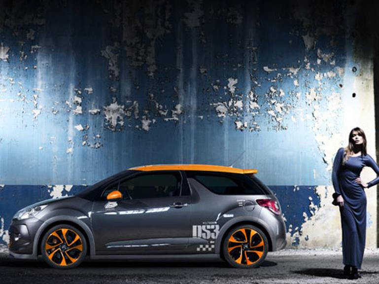 Citroën - DS3 Racing