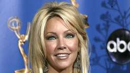 Heather Locklear im Polizeiverhör