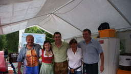 Inndammfest in Wasserburg
