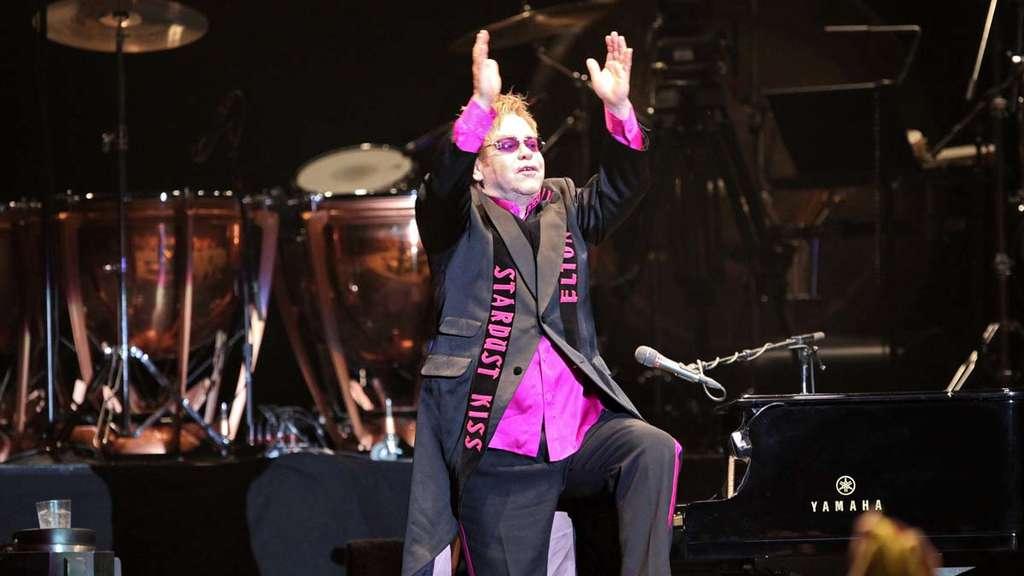 Elton John Konzert Hamburg Corona