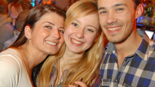 AFTER STUDY PARTY am 20.01.2011