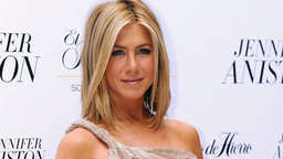 "Jennifer Aniston ist total ""happy"""