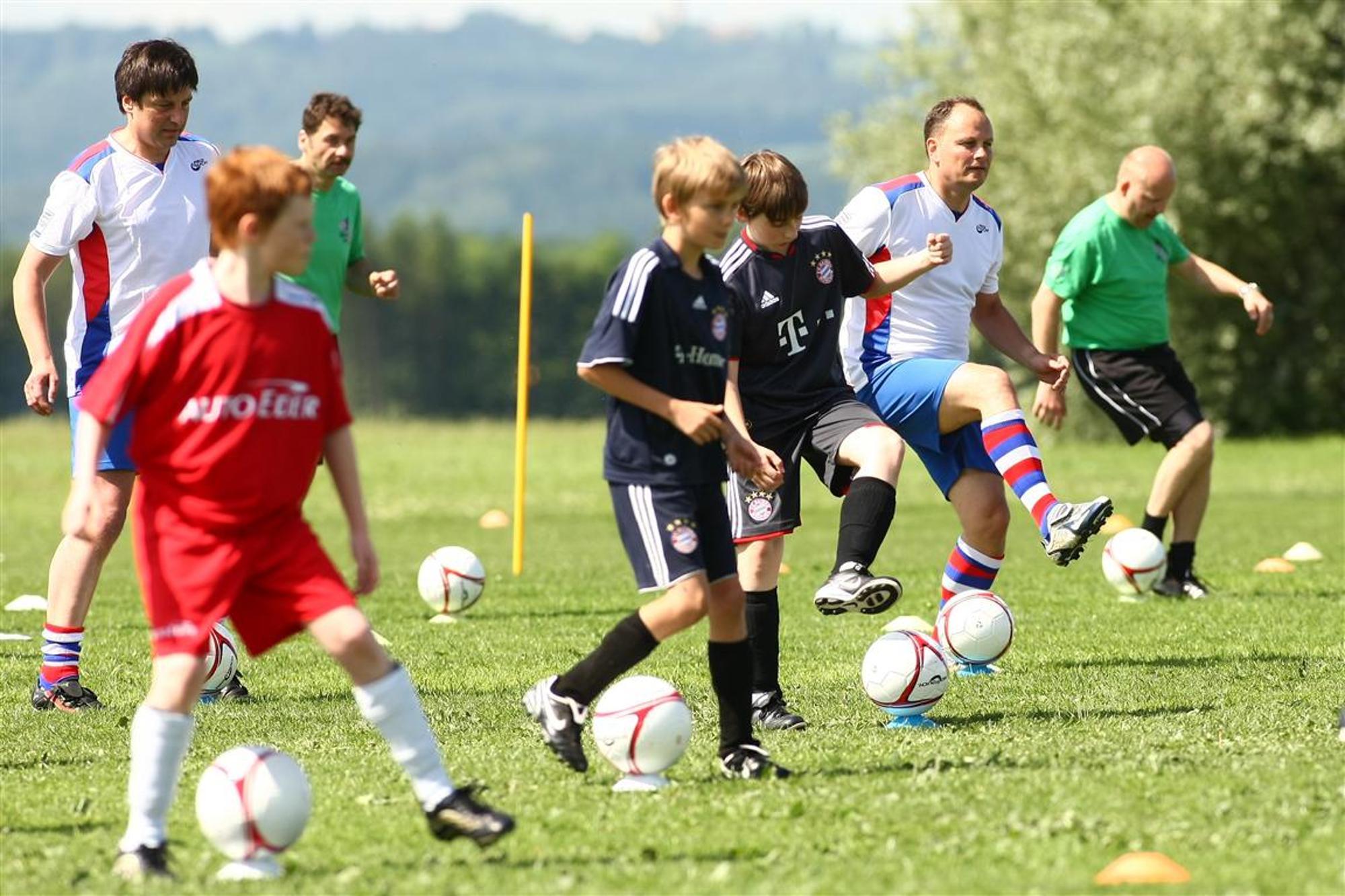 Fußball Internat