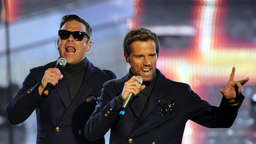 Konzertabsage bei Take That - Williams krank