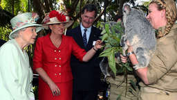 Bilder: Die Queen in Australien