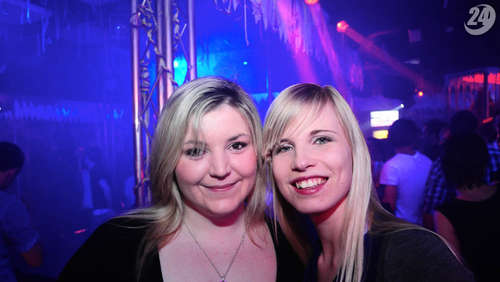 Mega Gogo-Party am 13.01.2012