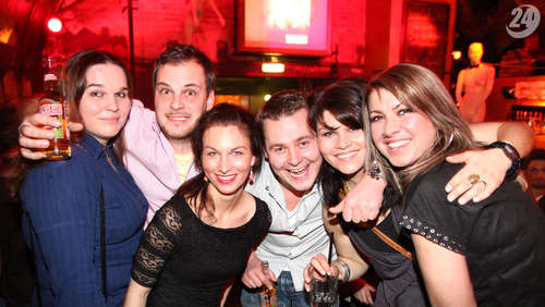 12 Years Eiskeller - 1 night 2 remember am 14.01.2012
