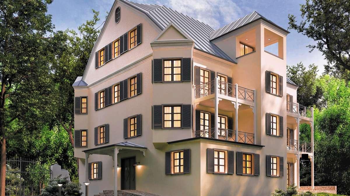 luxuswohnungen in schloss prantseck mangfalltal ForNuova Casa Classica Bad Aibling