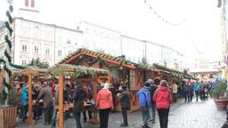Christkindlmarkt am Dritten Advent