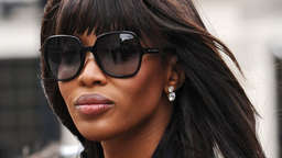Naomi Campbell:  Raubüberfall in Paris