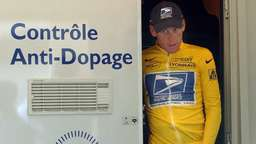 So hat Lance Armstrong gedopt