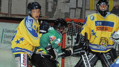 Abstiegsrunde: EHC hat es in der Hand