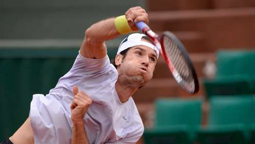 French Open: Haas locker in Runde zwei