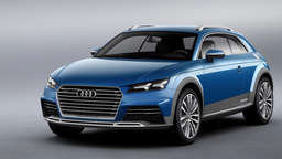 Audi zeigt den Allroad Shooting Brake