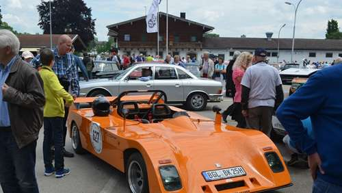 NSU-Treffen in Waging - 1