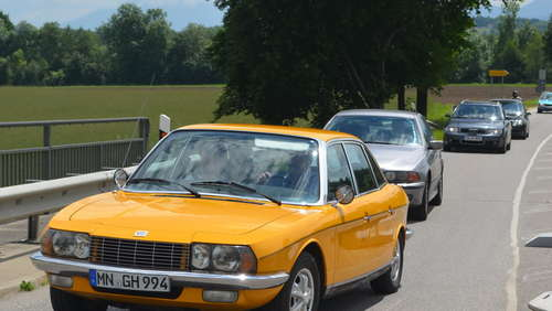 NSU-Treffen in Waging - 2