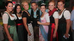Miss Herbstfest am Sonntag im Prosecco-Stadl