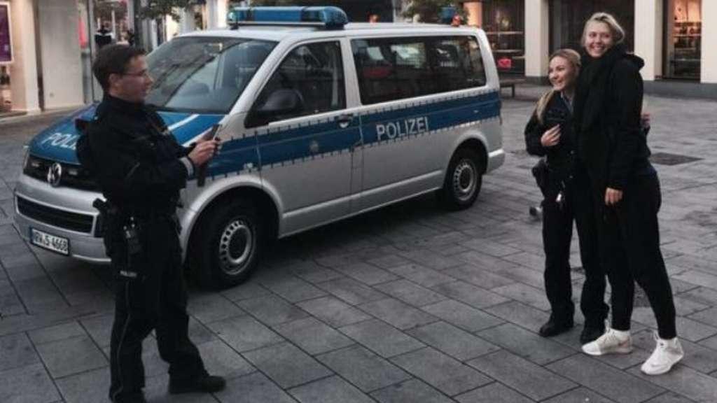 Twitter Polizei Düsseldorf