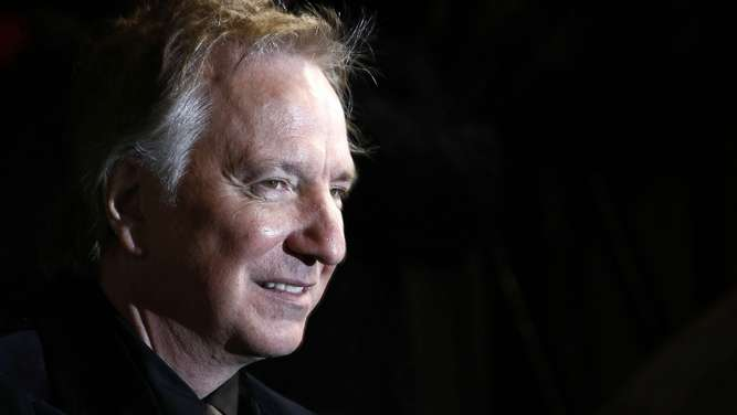 "Krebs: ""Harry Potter""-Star Alan Rickman (69) ist tot"