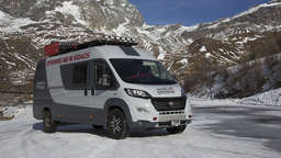 Ab in den Schnee! Fiat Ducato 4x4 Expedition