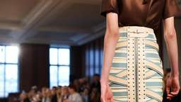 Lack und Leder bei der Fashion Week in Berlin