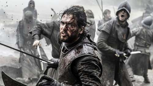 Game of Thrones: Rein in die blutige Schlacht!