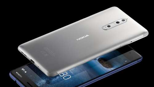 Nokia 8: Neues Android-Flaggschiff mit Zeiss-Optik
