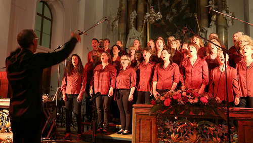 GOSPEL-TRAIN gastiert in Edlinger Pfarrkirche