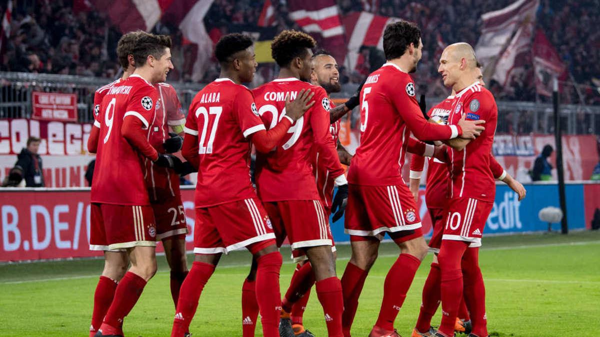 Fc Bayern Gegen Besiktas