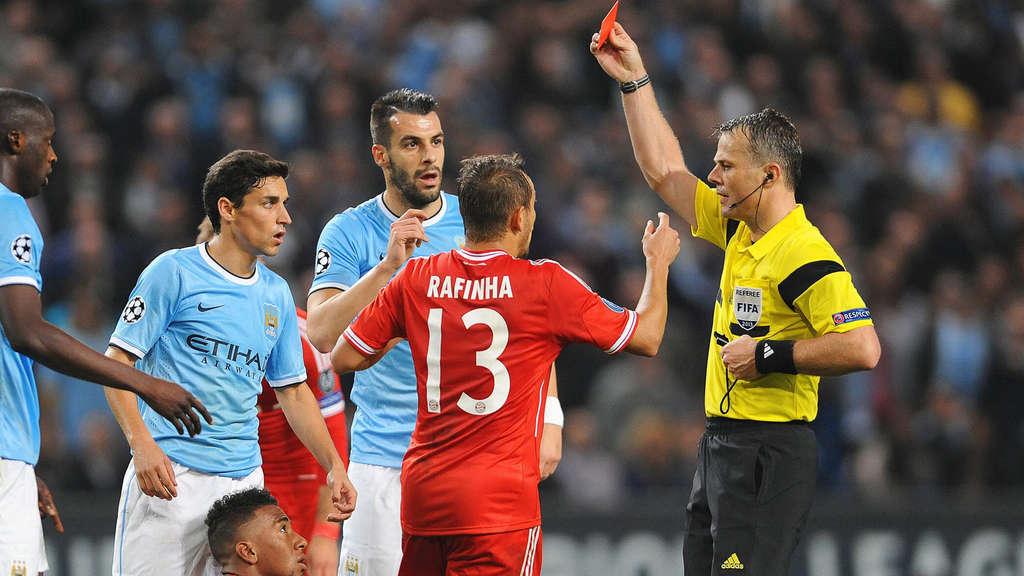 Bayern Real Schiedsrichter
