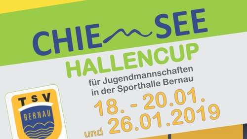 Highlight für Jugendfußballer: Chiemsee Hallencup in Bernau