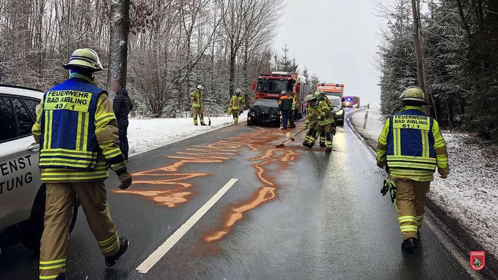 Unfall Holzhausen