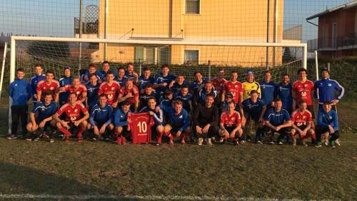 Bad Endorf verbringt intensives Trainingslager am Gardasee
