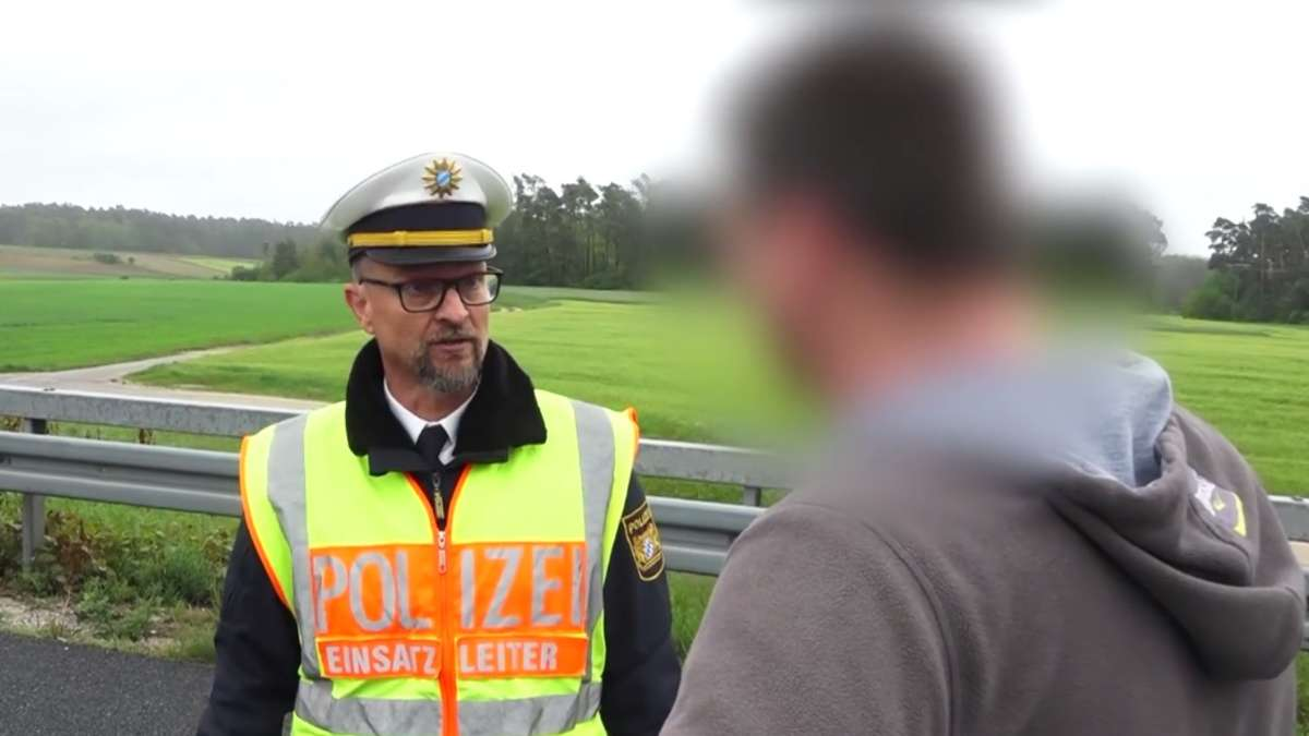 Polizist Gaffer
