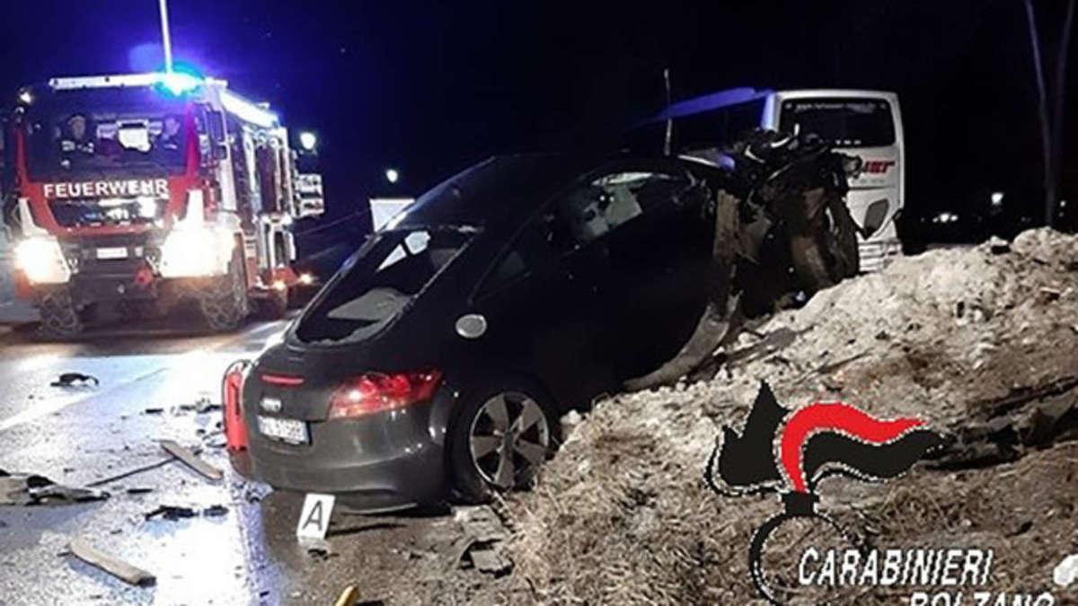 Südtirol Unfall Opfer