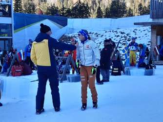 Biathlon-Weltcup in Ruhpolding am 15. Januar