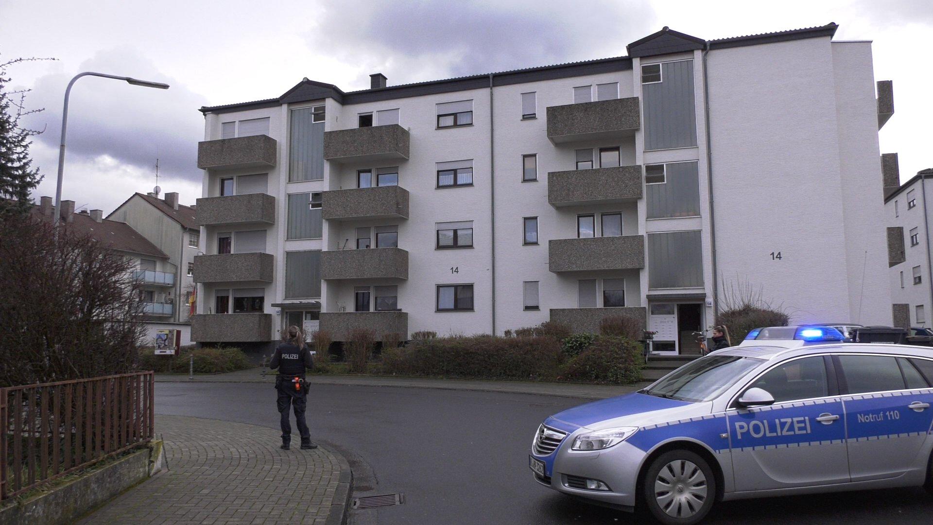 Schüsse In Offenbach