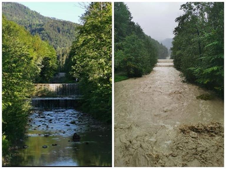 Bayern überschwemmung
