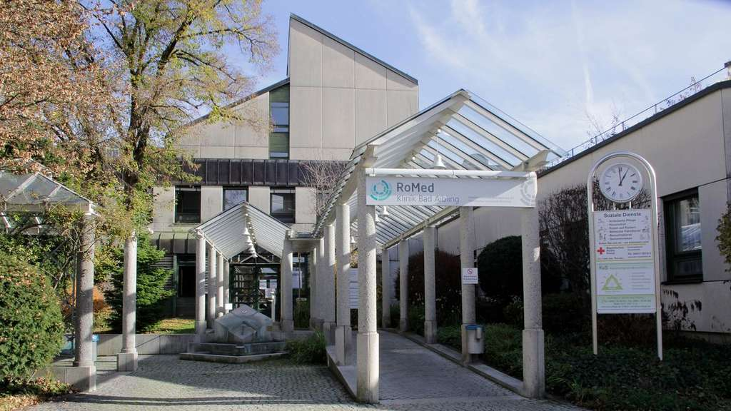 Covid-Ausbruch in der RoMed-Klinik Bad Aibling